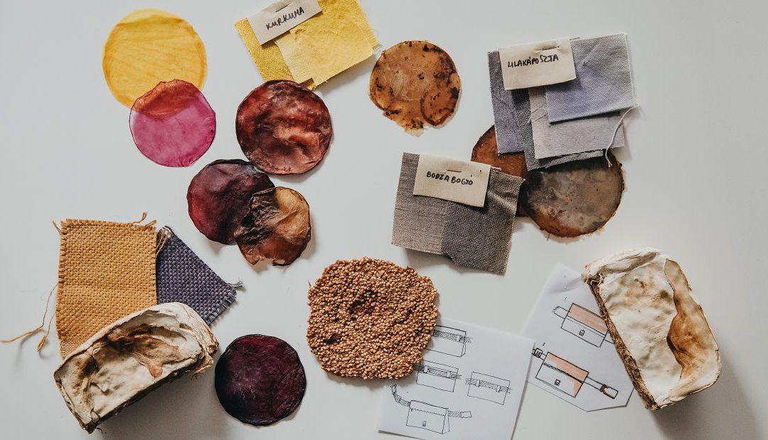 Variációk gombabőrre – Kísérletek színekkel és textúrákkal egy budapesti lakásműhelyben